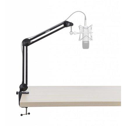 Desk mounts for microphones