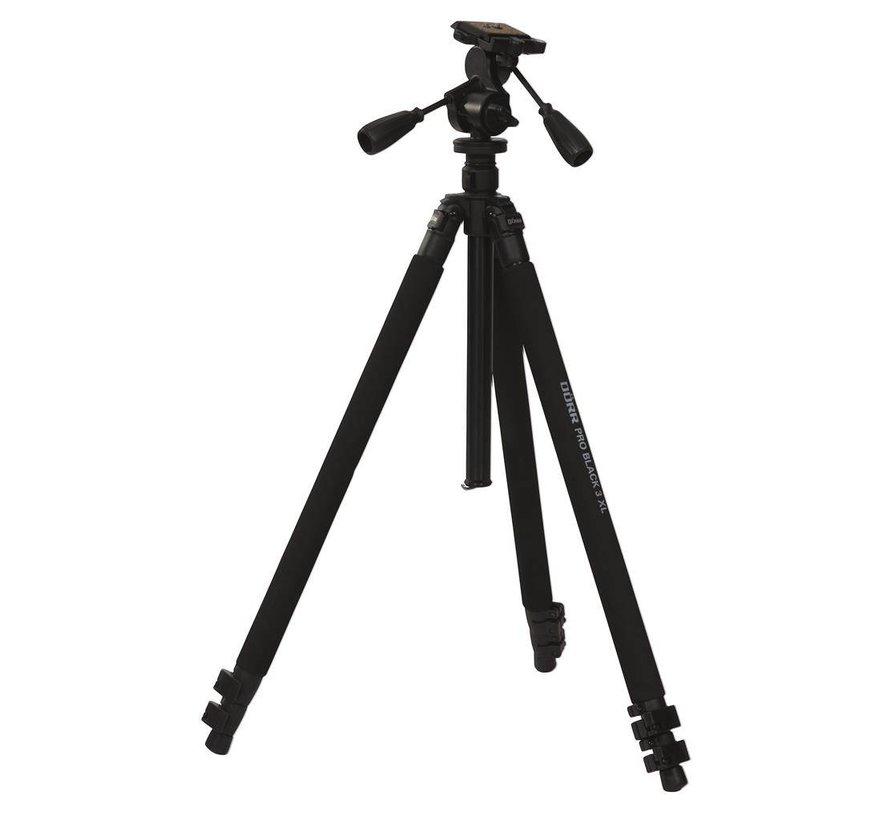 DÖRR Pro Black 3 XL Photo & Video Tripod (193 cm)