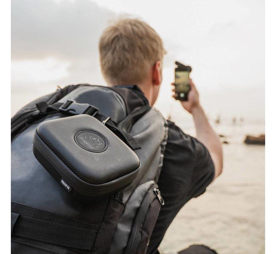 Black eye lens Pro kit G4 lenzen voor je smartphone