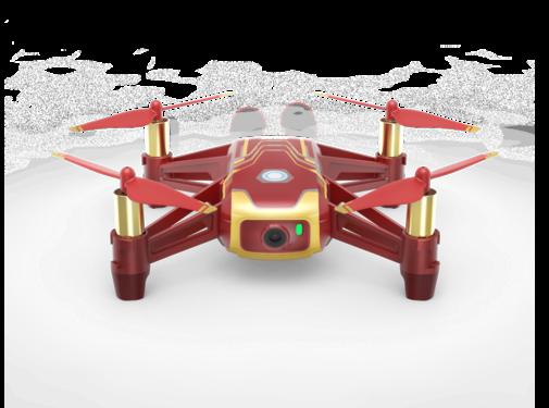 DJI DJI Ryze Tello mini-drone Iron man