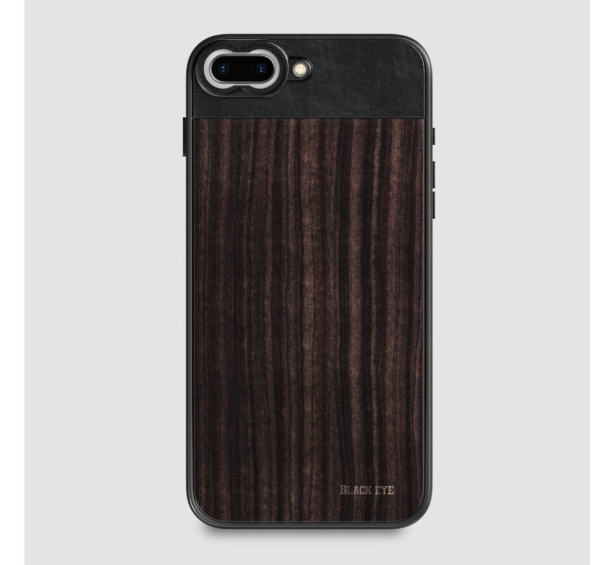 Black Eye Photo Case voor iPhone 7 plus / 8 plus
