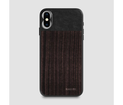 Black Eye lens Black Eye Photo Case voor iPhone X