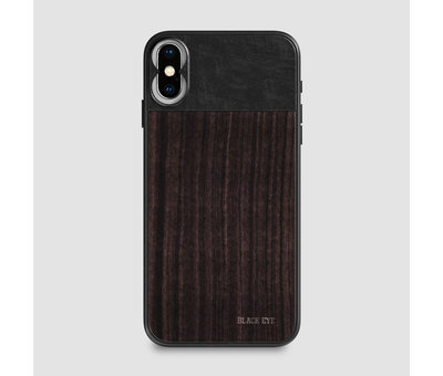 Black Eye lens Black Eye Photo Case iPhone XS