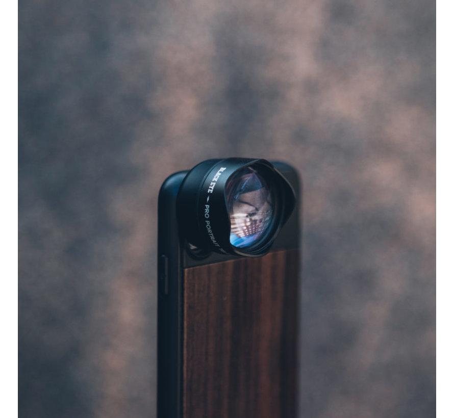 Black Eye Photo Case voor iPhone XS