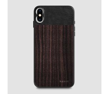 Black Eye lens Black Eye case voor iPhone XS Max