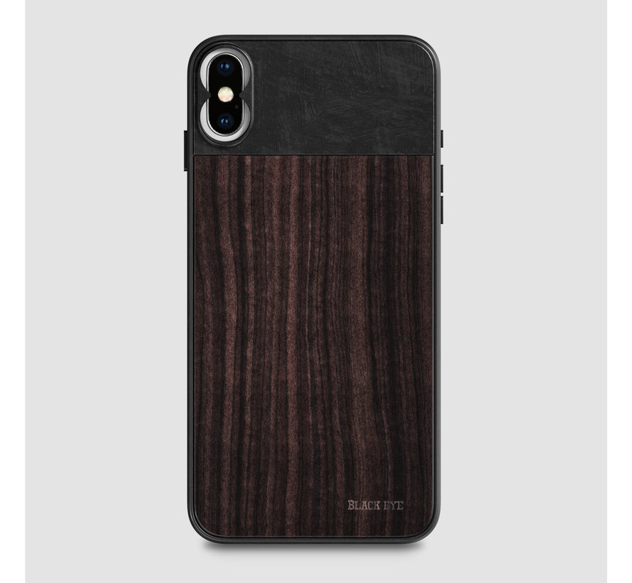 Black Eye Photo Case iPhone XS Max