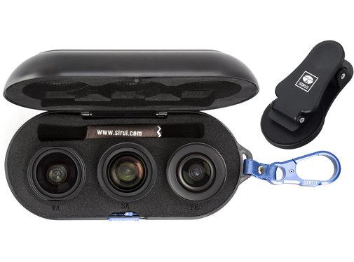 Sirui Sirui 3 lens kit