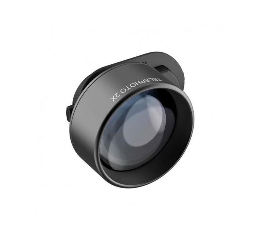 Olloclip Telephoto 2x Essential lens voor smartphones