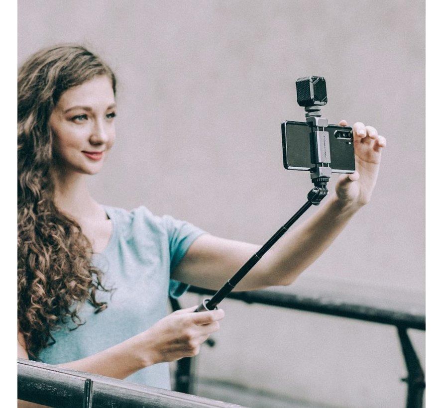 PGYTECH Smartphone Selfie Stick & Statief voor Vloggers