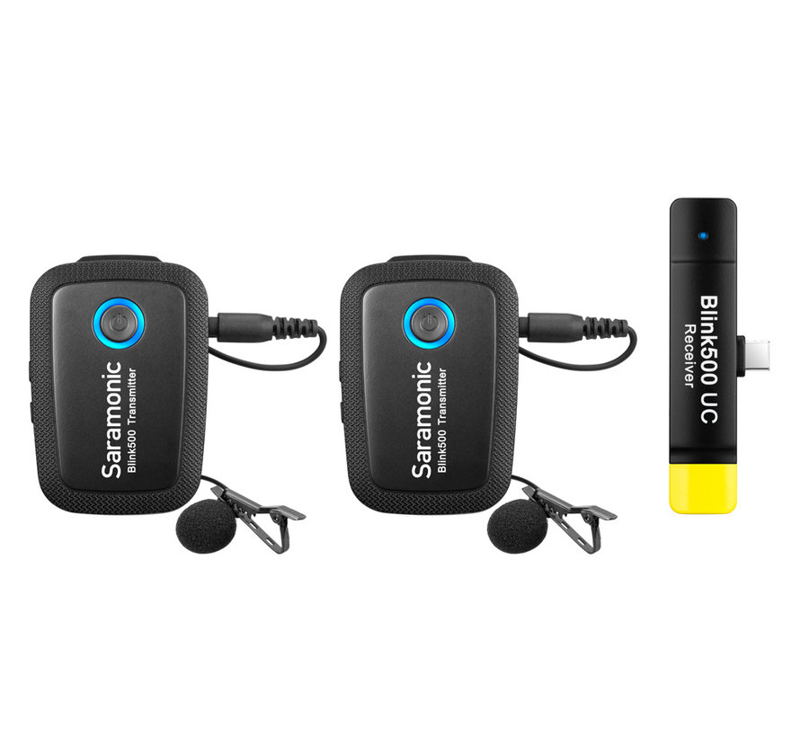 Saramonic Blink 500 B6 (USB-C)