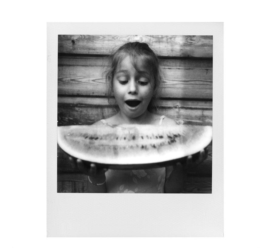 Polaroid B&W instant film 600