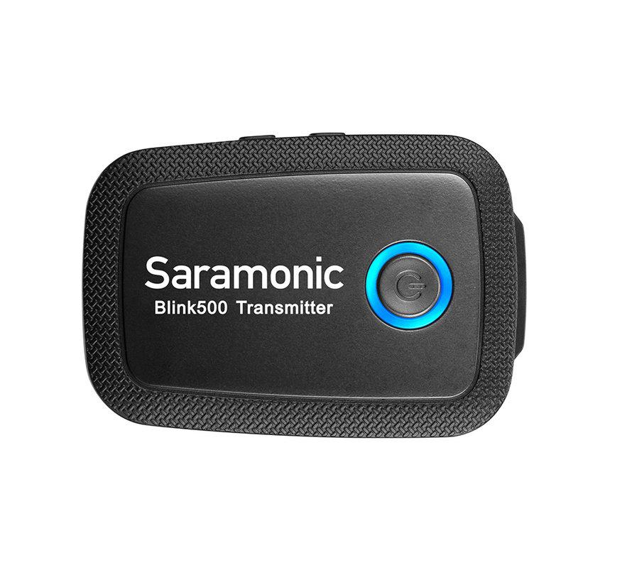 Saramonic Blink 500 TX zender met microfoon