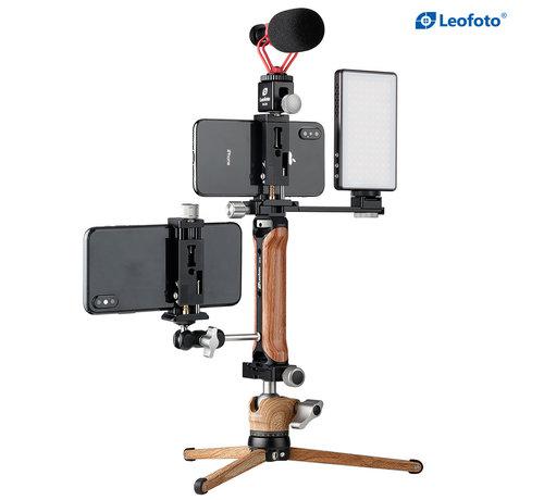 Leofoto Leofoto VC-1 smartphone rig