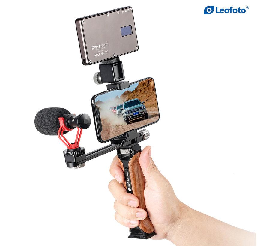 Leofoto VC-1 smartphone rig