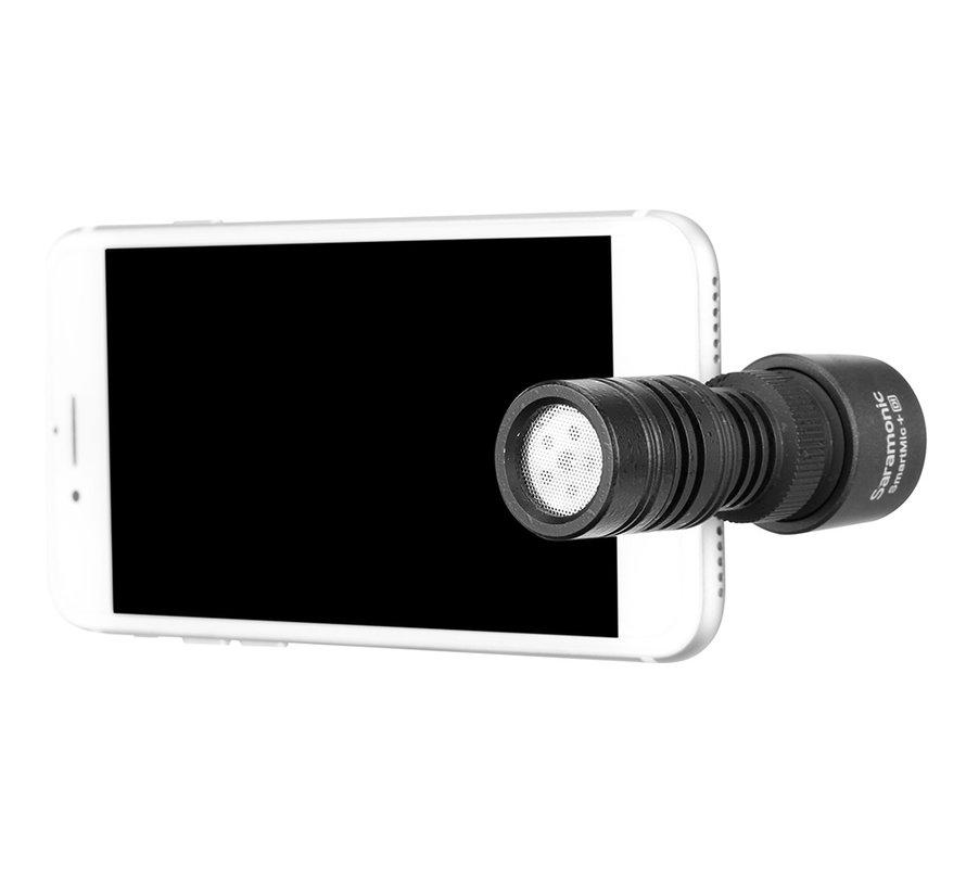 Saramonic SmartMic+ DI microfoon met Lightning aansluiting