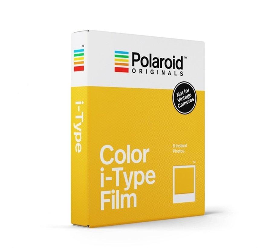 Polaroid i-type instant film - Color