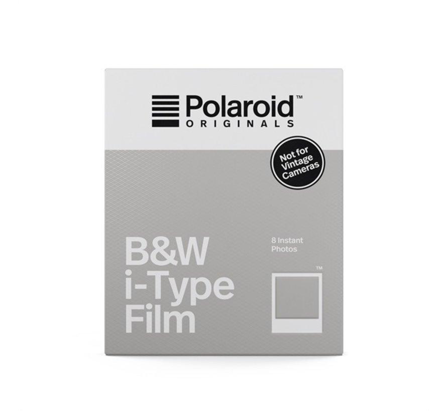 Polaroid B&W instant film I-type