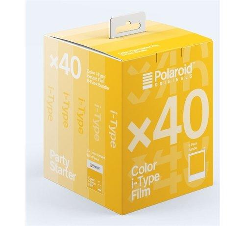 Polaroid Polaroid i-type instant film - Color