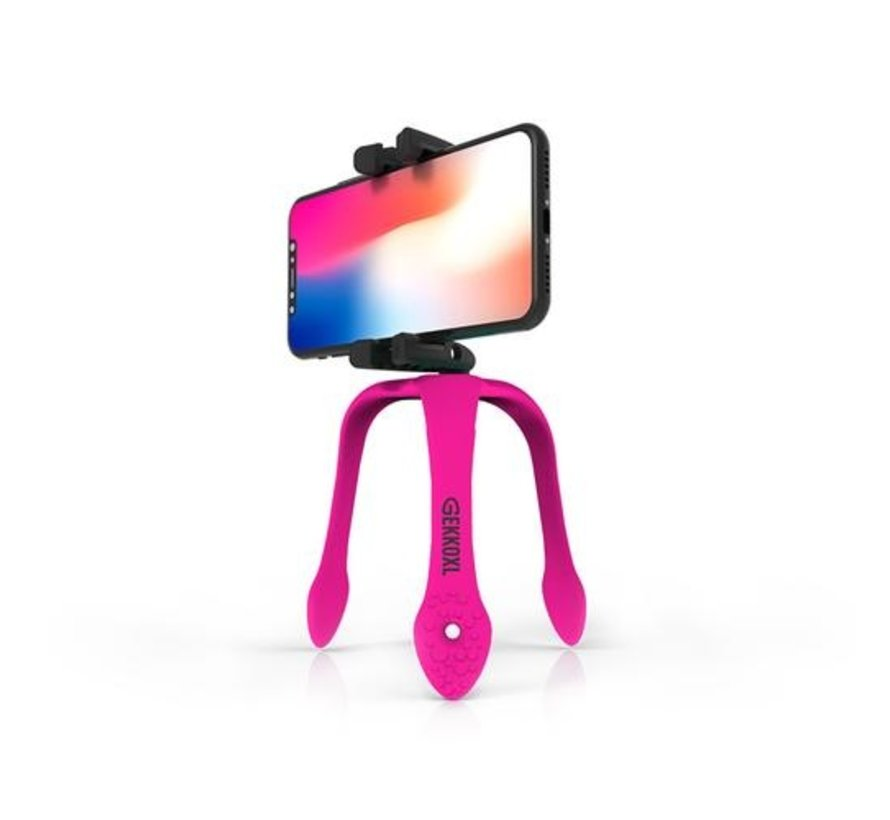 Gekkopod XL - Pink
