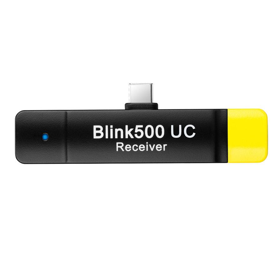 Saramonic Blink 500 RXUC ontvanger (USB-C)