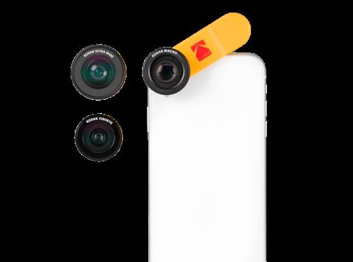 KODAK Smartphone 3-in-1 Lens Set