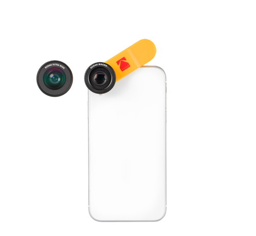 Kodak KODAK Smartphone 2-in-1 Lens Set