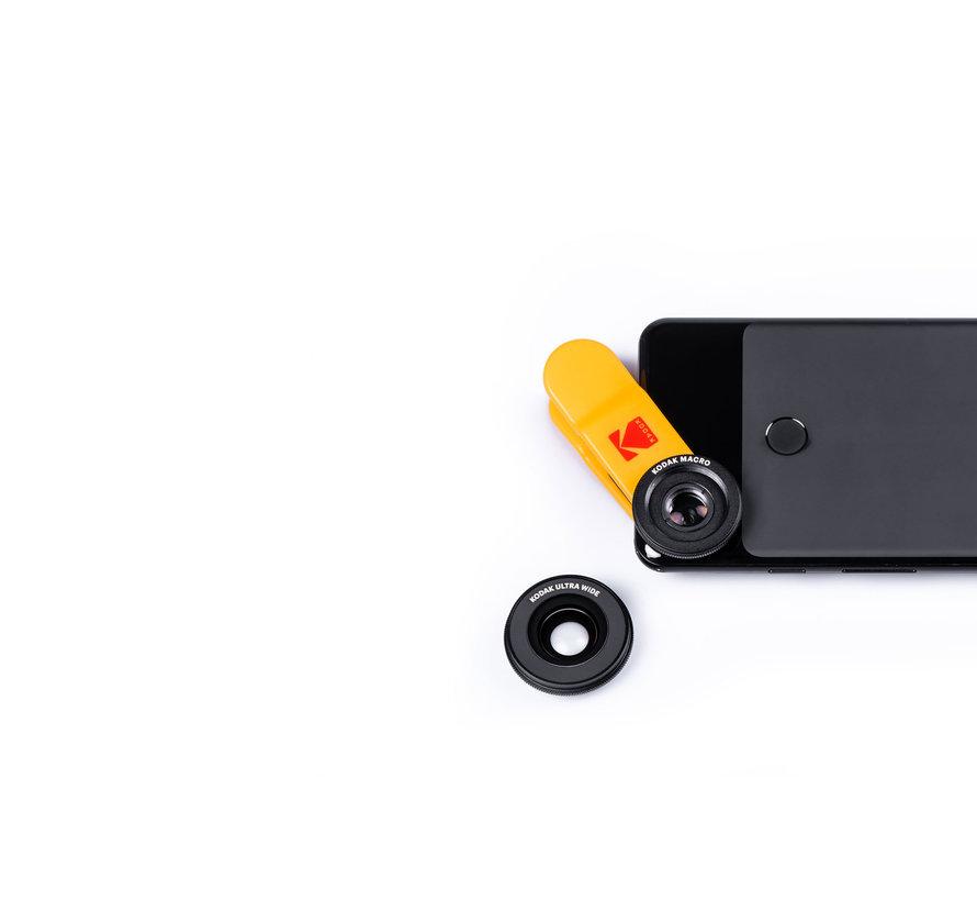KODAK Smartphone 2-in-1 Lens Set
