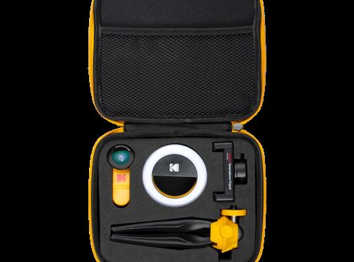 Kodak x Black eye lens KODAK Smartphone Photography Kit