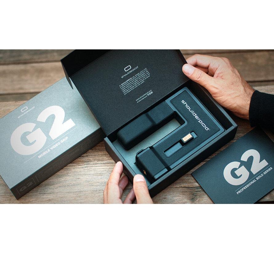 Shoulderpod G2 smartphone grip