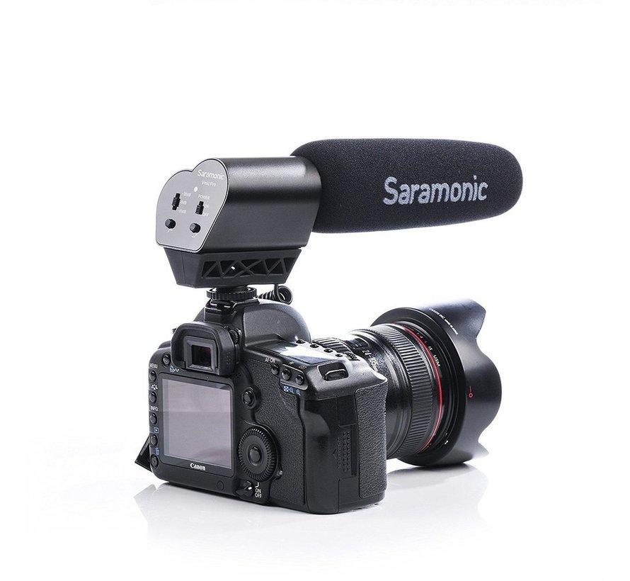 Saramonic Vmic Pro - professionele video microfoon