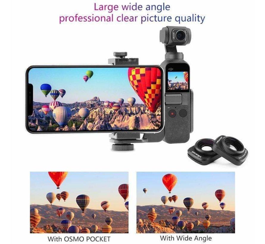 ULANZI OP-5 Wide Angle Lens for Osmo Pocket