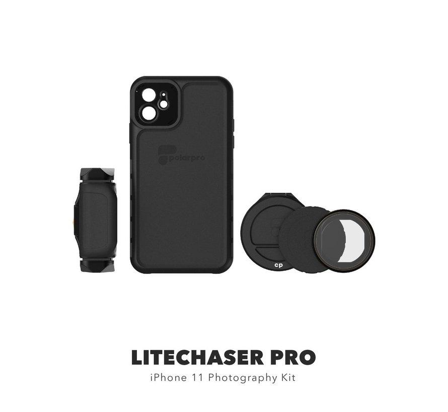 Polarpro Litechaser pro - Photography kit - iPhone 11