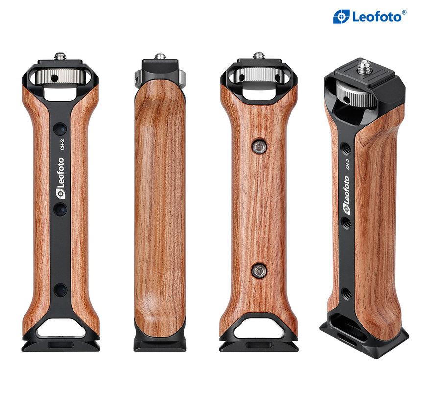 Leofoto VC-1 mojo microfoon en licht bundel