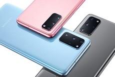 De Samsung Galaxy S20-serie
