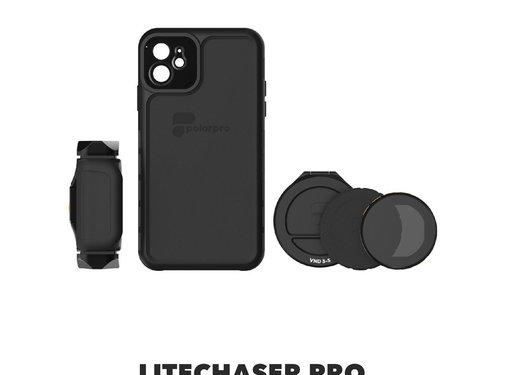 PolarPro Polarpro Litechaser pro - Filmaker kit - iPhone 11