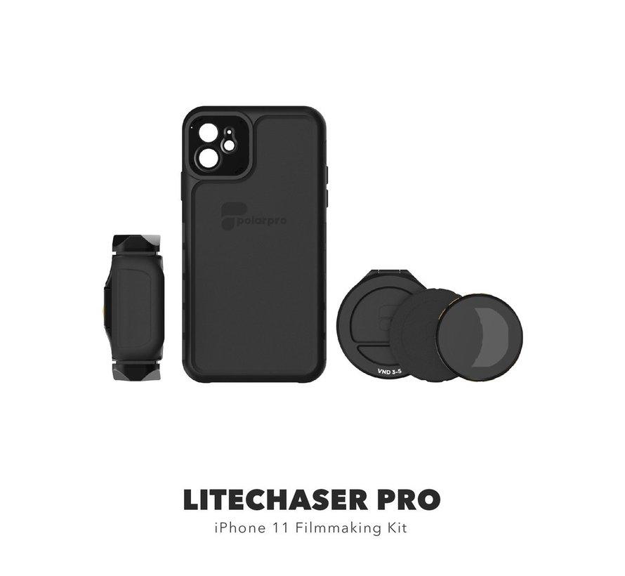 Polarpro Litechaser pro - Filmaker kit - iPhone 11