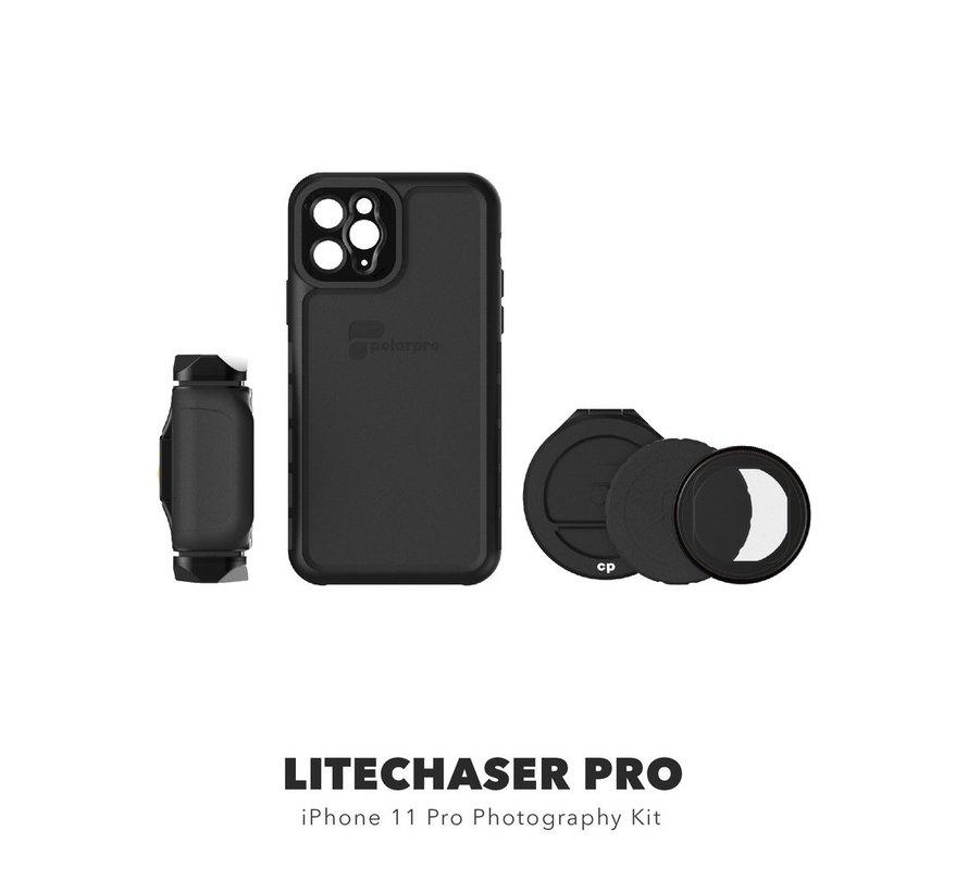 Polarpro Litechaser pro - Photography kit - iPhone 11 pro