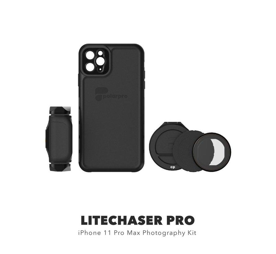 Polarpro Litechaser pro - Photography kit - iPhone 11 pro max