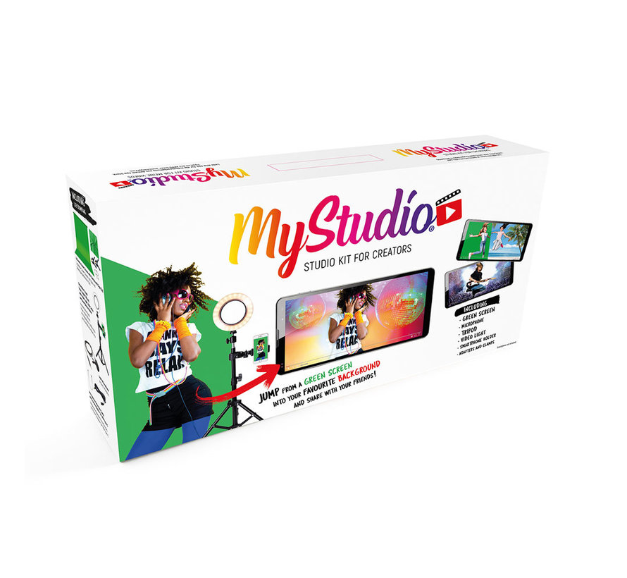 EasyPix MyStudio complete kit