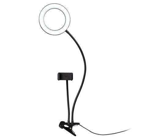 DÖRR Dorr SLR-16 Bi-color selfie ring  light