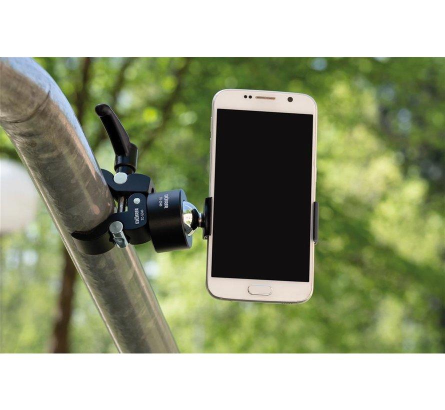 Houderset voor smartphone