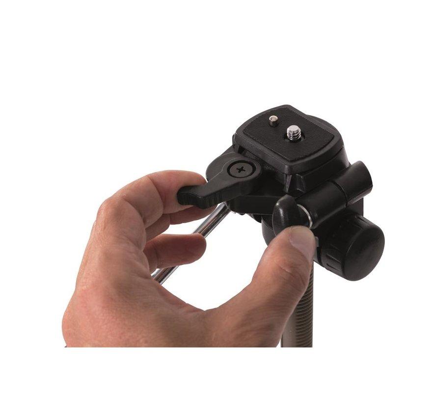 Dörr Smartphone statief set (max. 122cm)
