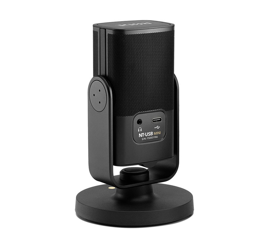 RODE NT-USB mini microfoon voor podcasts