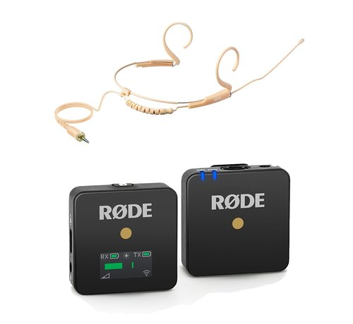 RODE Rode Wireless Go + Rode HS2 (large)