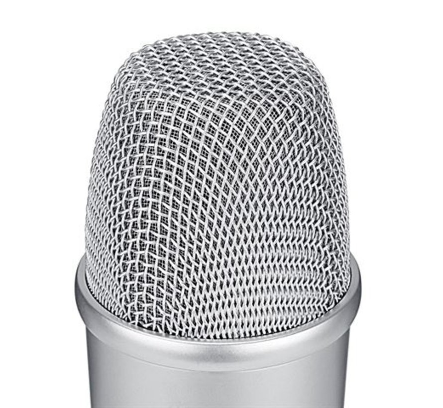 Boya BY-PM700SP studio microfoon voor webinars en podcasts