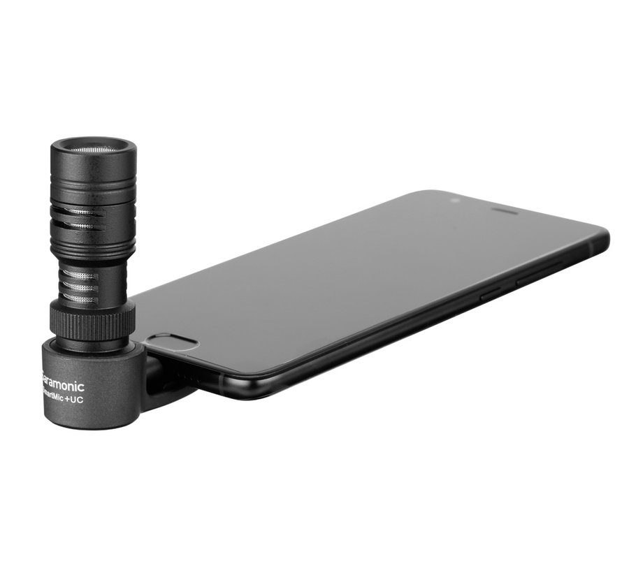Vlogkit voor Android (USB-C)