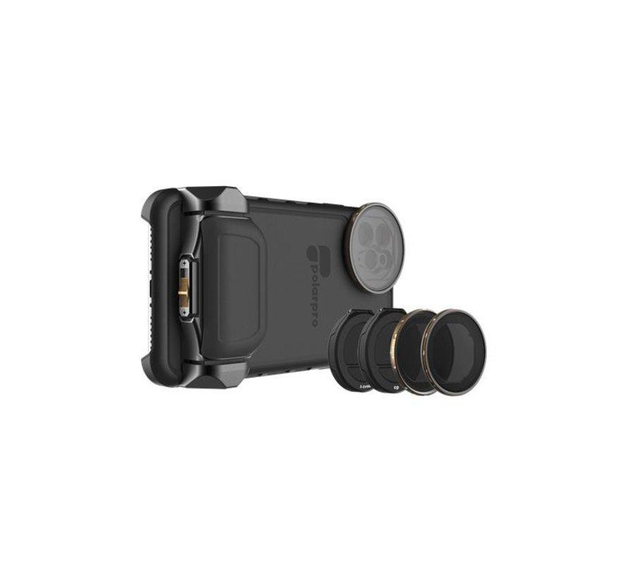Polarpro Litechaser pro - Visionary kit - iPhone 11 pro max