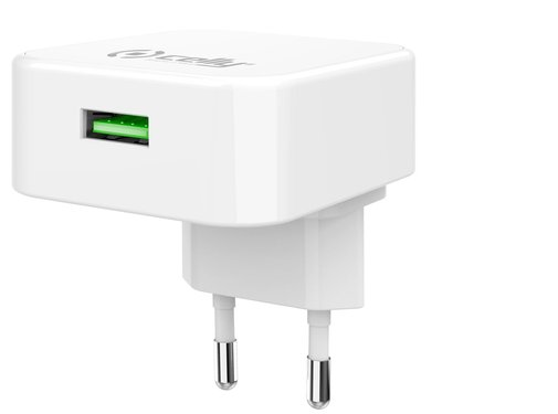 Celly Celly UNIVERSAL TRAVEL CHARGER 100 to 240 volt