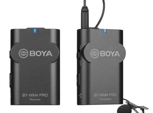 Boya Boya BY-WM4 Pro-K3 draadloze microfoon - Lightning