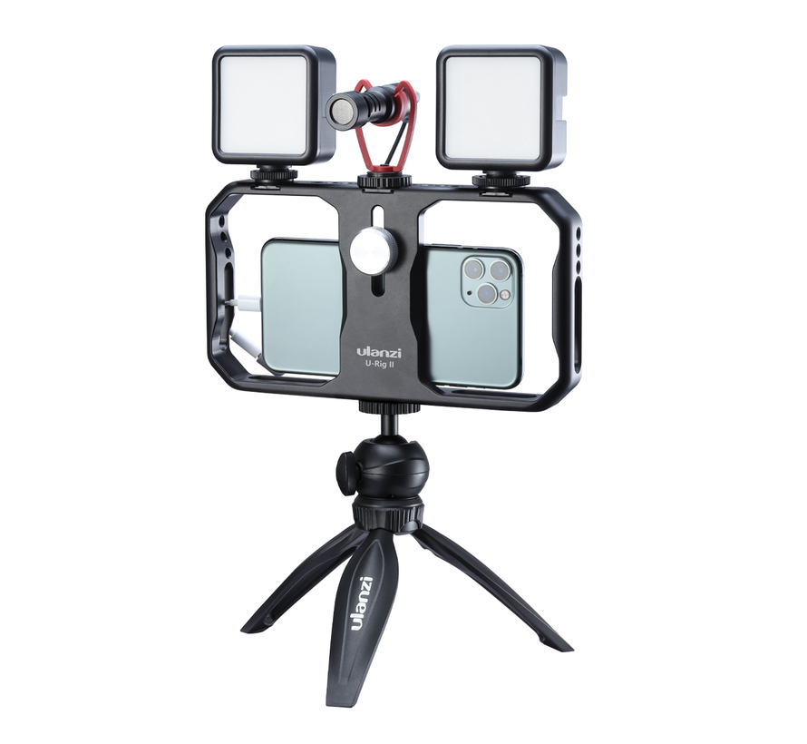 Ulanzi U-Rig-II smartphone video rig